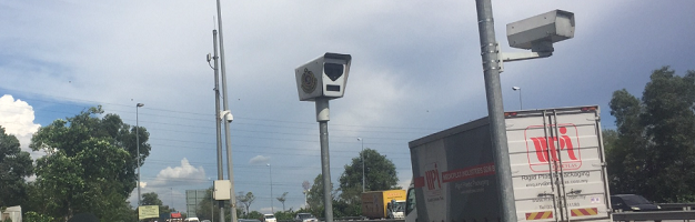 malaysia fixed speed camera